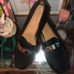 COACH Kimmie Leather Loafers Size 10 (2nd Pair 👠)